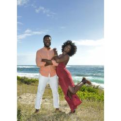 Jean Vallette Couple Photography in St.Martin, Gladimir & Jocelyn, Proposal..