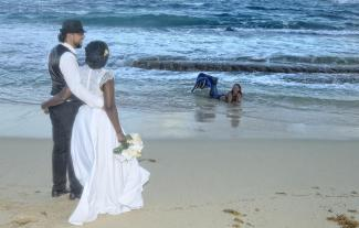 Jean Vallette Wedding Photographer in St.Martin