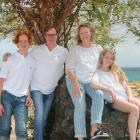 Jean Vallette Family Photography in Saint-Martin, Justus Family